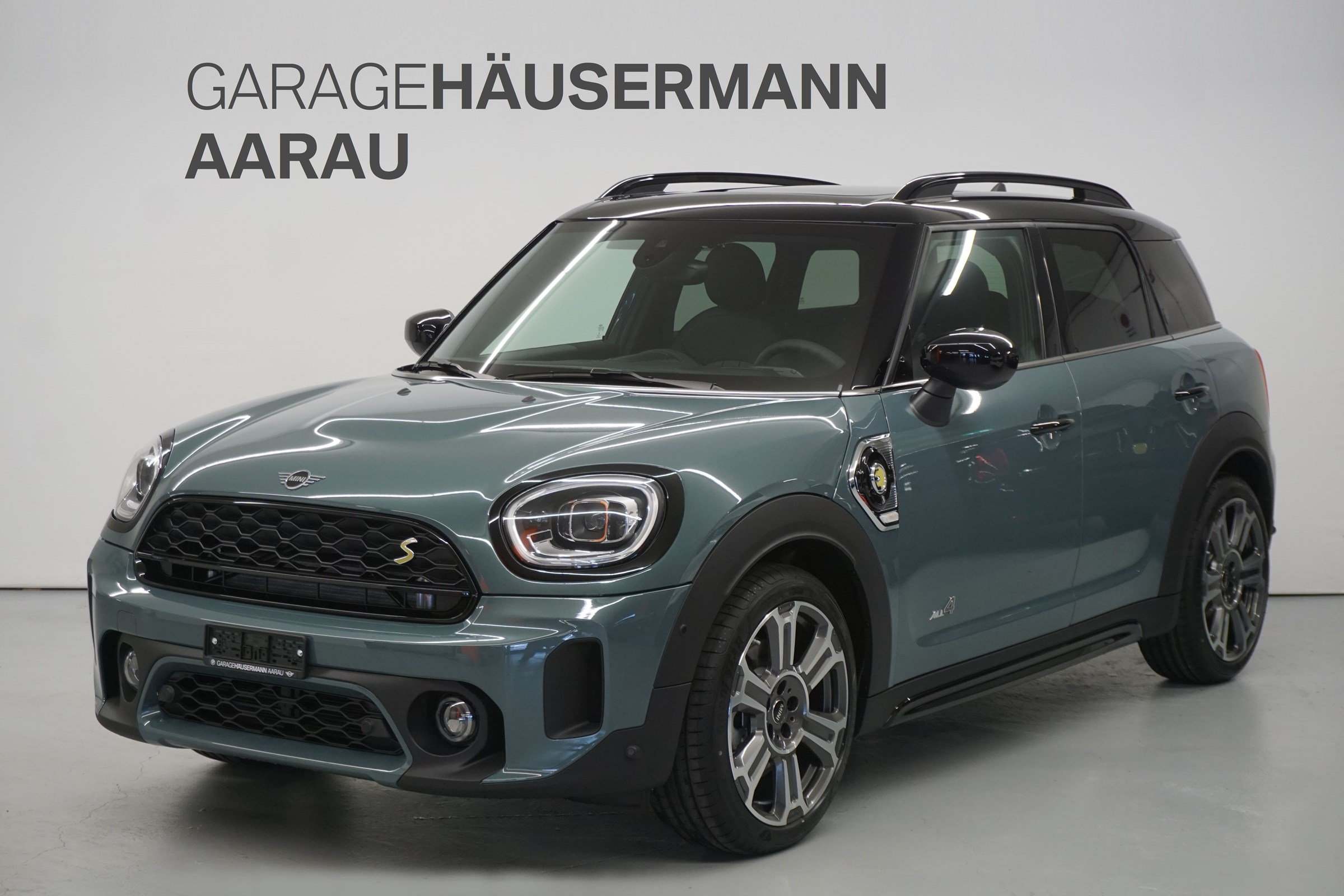 suv Mini Mini Countryman Countryman Cooper SE ALL4 PHEV Steptronic