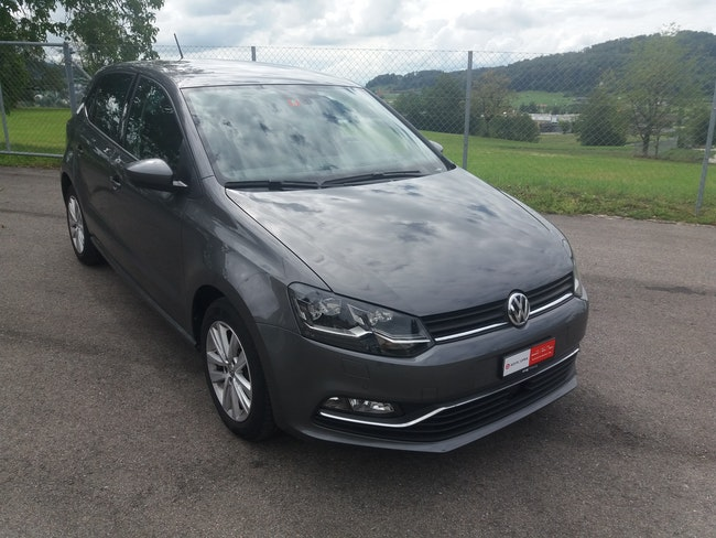 saloon VW Polo 1.2 TSI 90 BlueMT Comfl. DSG