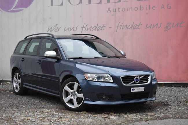 estate Volvo V50 2.0 D4 R-Design Edition