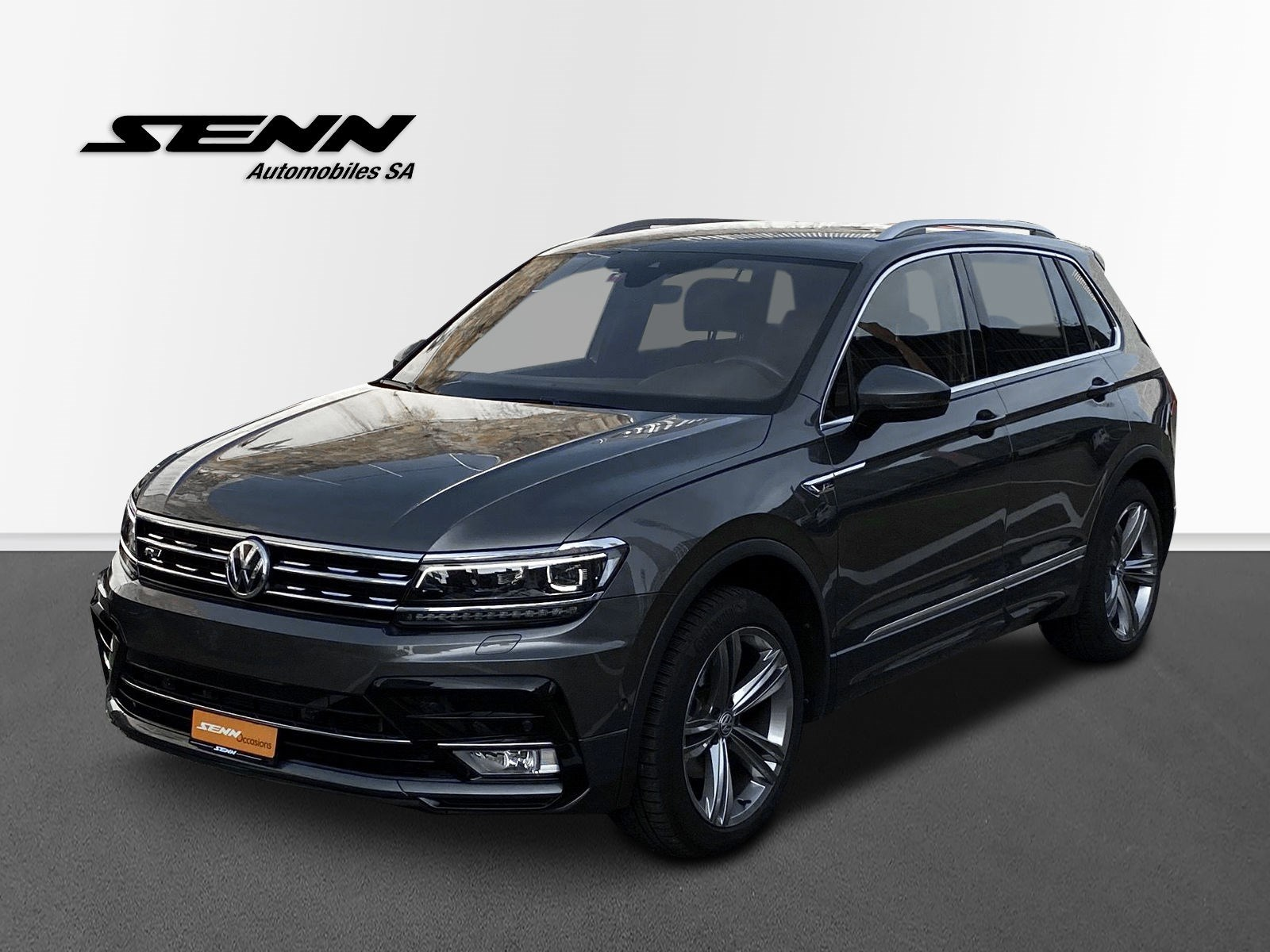 suv VW Tiguan 2.0 TDI SCR Highline 4Motion