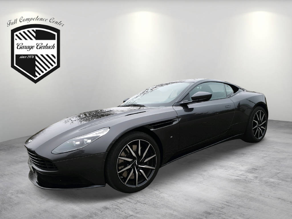Gebraucht Sportwagen Aston Martin Db11 Coupé 5 2 V12 Bi Turbo Launch Ed 34000 Km Für 147007 Chf Kaufen Auf Carforyou Ch