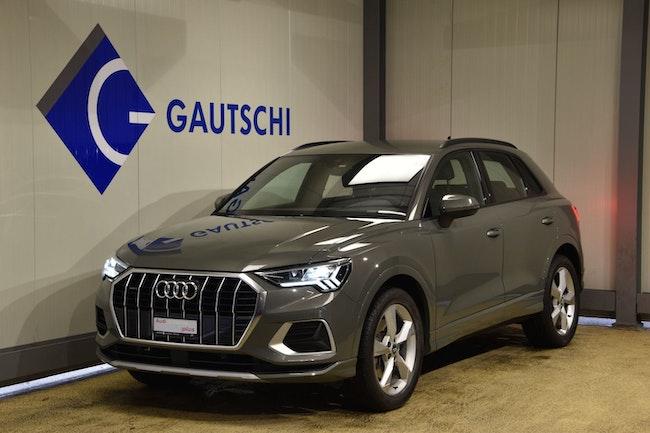 suv Audi Q3 40 TFSI advanced quattro S-tronic