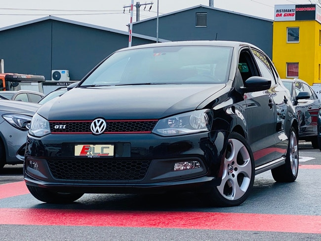 saloon VW Polo 1.4 TSI GTI DSG