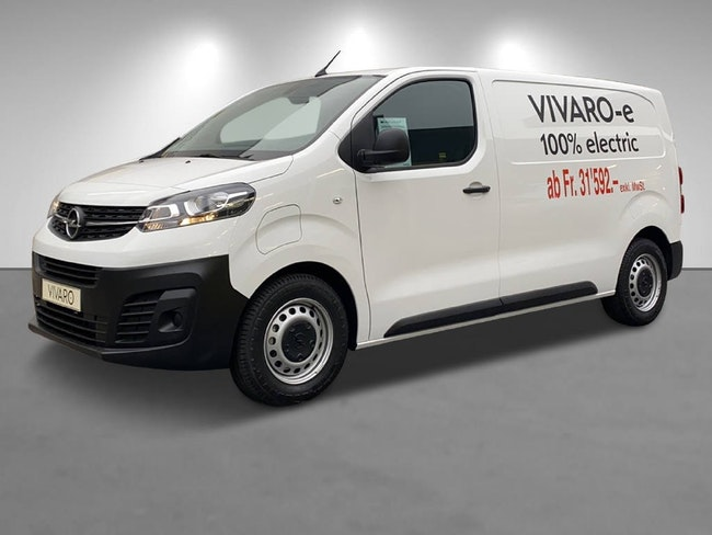 van Opel Vivaro -e Cargo 2.7 t M 75kWh Enjoy