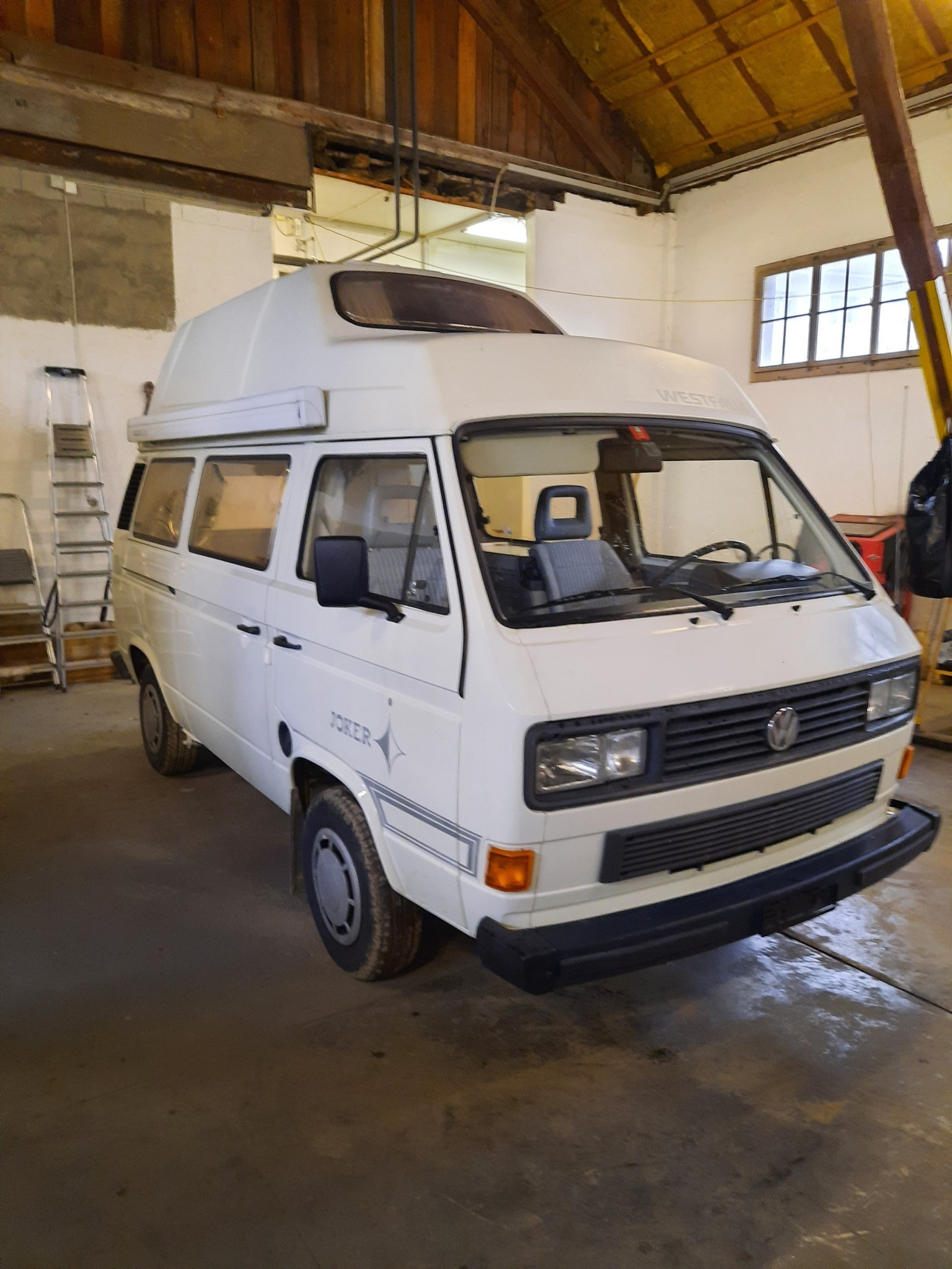 pickup VW Typ 2 Westfalia Joker