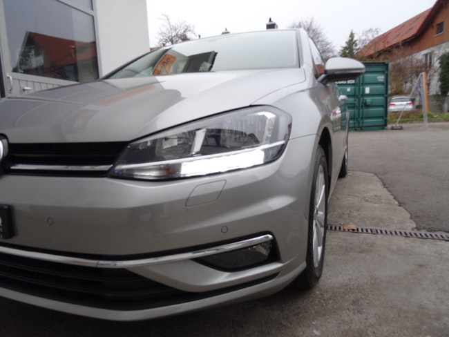 saloon VW Golf 1.4 TSI Comfortline DSG
