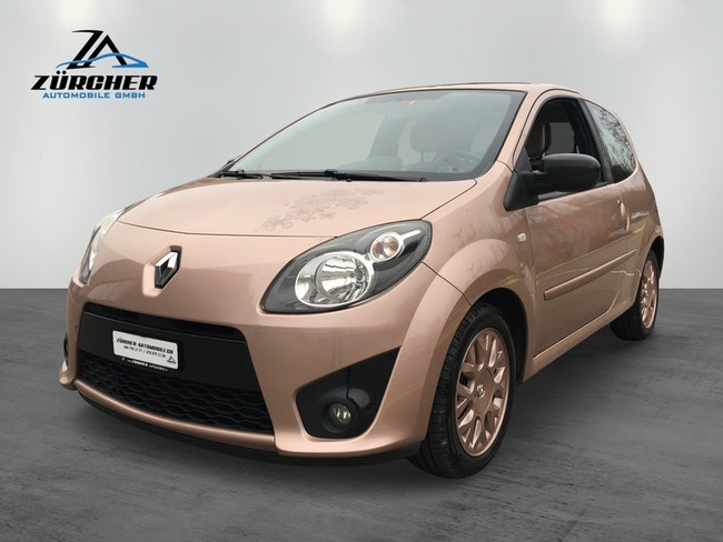 saloon Renault Twingo 1.2 16V Expression