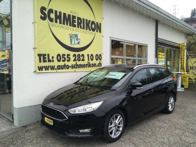 saloon Ford Focus 1.5 TDCi Business PowerShift