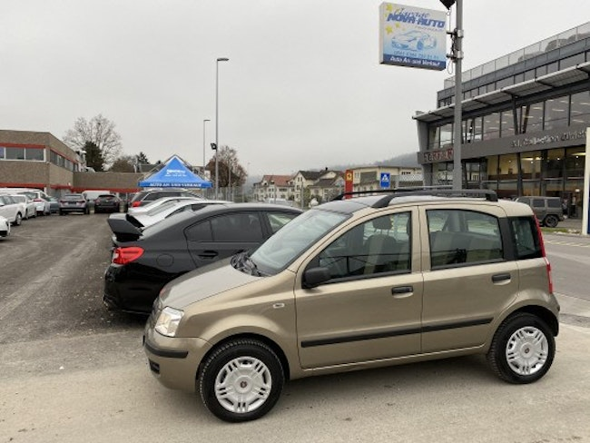 saloon Fiat Panda 1.2 N.Power