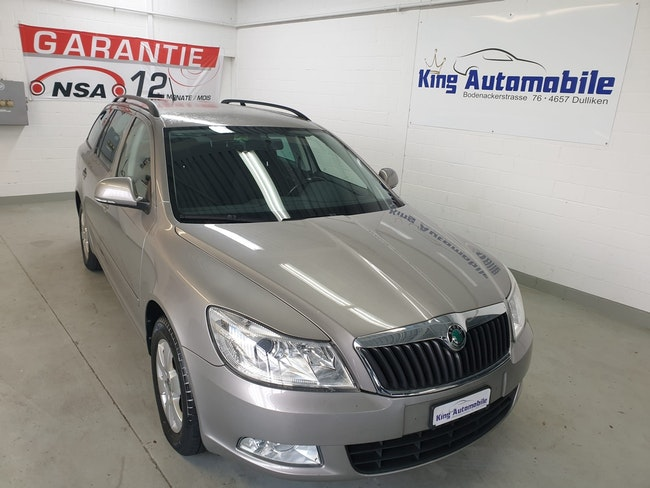 estate Skoda Octavia Combi 1.2 TSI Family
