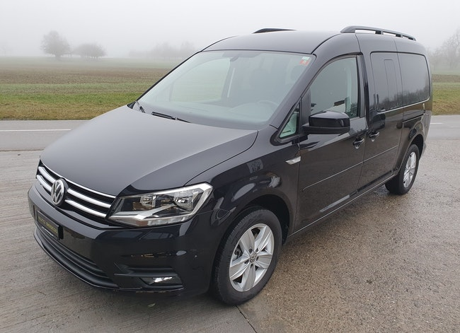bus VW Caddy Maxi 2.0TDI BlueMotion Technology DSG