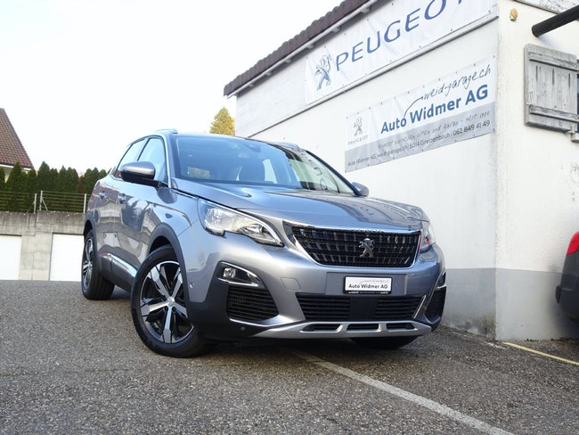 suv Peugeot 3008 · Allure HDi 130PS 8 St?Automat