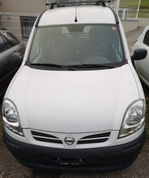 Nissan Kubistar 1.5 dci 85 190'000 km 1'650 CHF - buy on carforyou.ch - 2