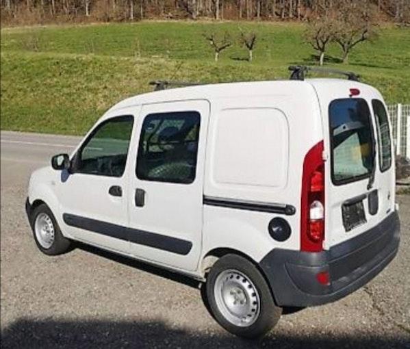 Nissan Kubistar 1.5 dci 85 190'000 km 1'650 CHF - buy on carforyou.ch - 1