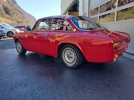 Alfa Romeo GT 1600 Junior 1'000 km CHF31'500 - kaufen auf carforyou.ch - 2