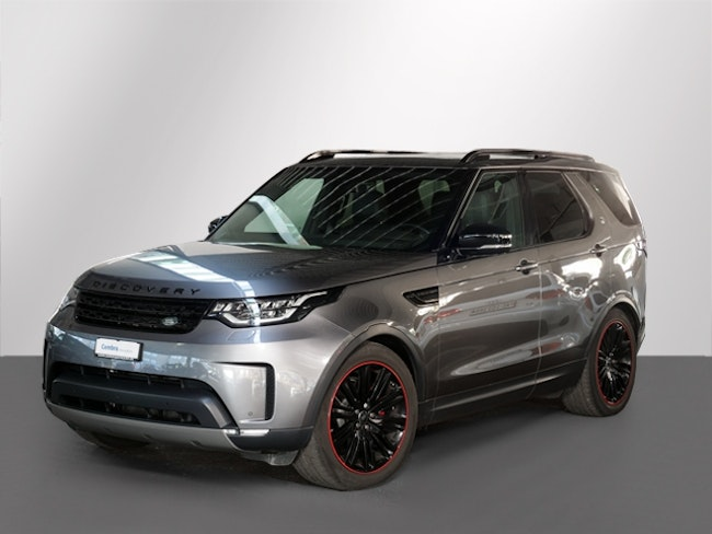 suv Land Rover Discovery 3.0 TDV6 HSE