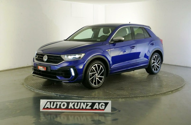 suv VW T-Roc 2.0 TSI R DSG 4Motion