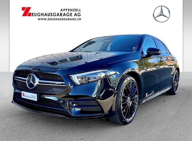 saloon Mercedes-Benz A-Klasse A 250e AMG Line