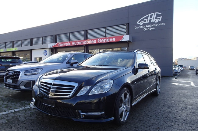 estate Mercedes-Benz E-Klasse E 500 CGI Avantgarde 4Matic 7G-Tronic