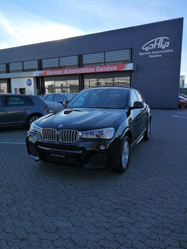 suv BMW X4 xDrive 30d Steptronic