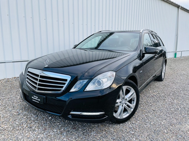 estate Mercedes-Benz E-Klasse E 250 CGI BlueEfficiency Avantgarde 7G-Tronic