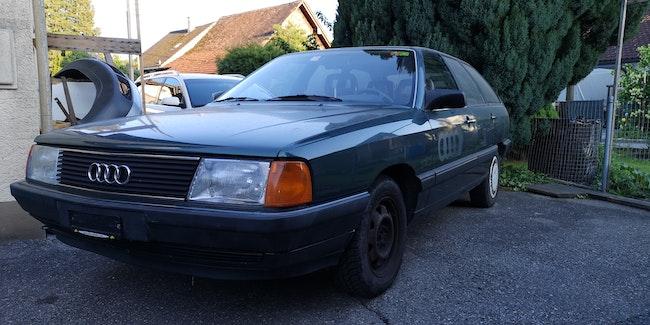 Audi 100 Avant 2.2 CC 230'000 km 400 CHF - acquistare su carforyou.ch - 1