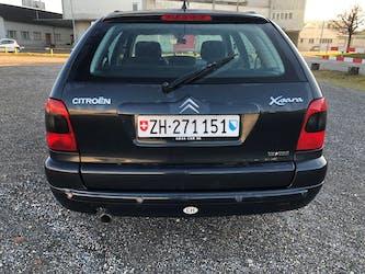 Citroën Xsara Break 2.0i 16V Exclusive Automatic 177'116 km CHF2'200 - buy on carforyou.ch - 2