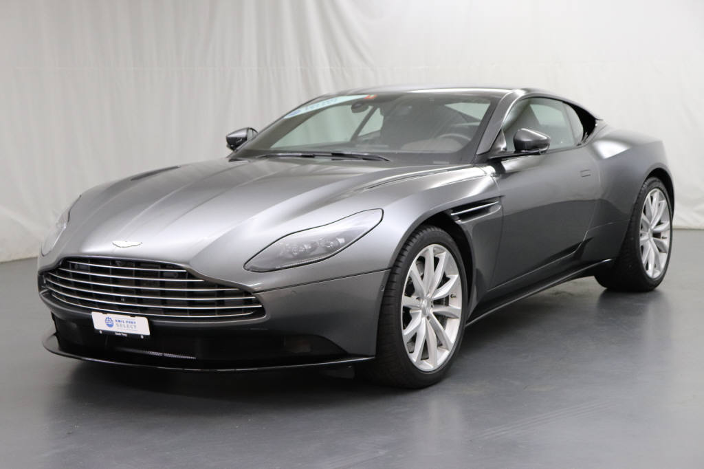 Gebraucht Sportwagen Aston Martin Db11 4 0 V8 Bi Turbo 8500 Km Für 159300 Chf Kaufen Auf Carforyou Ch