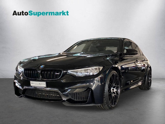 saloon BMW 3er Reihe F80 M3 Competition