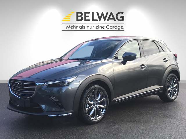suv Mazda CX-3 2.0/121 Revolution Pack 5