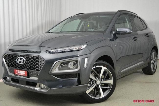 suv Hyundai Kona 1.6 T-GDi PremiumPlus 4WD *Sitzbelüftung*Leder*Spurhalte*Totwinkel*DAB+* 2020