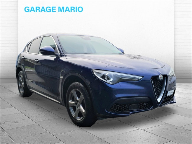 suv Alfa Romeo Stelvio 2.0 First Edition Q4 Automatic