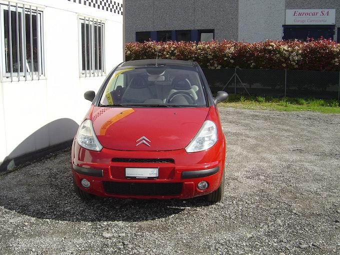 Citroën C3 Pluriel 1.4i 84'000 km CHF3'950 - kaufen auf carforyou.ch - 1