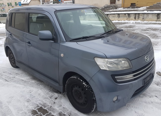 Daihatsu Materia 1.5 eco-4WD 189'142 km CHF3'600 - buy on carforyou.ch - 1