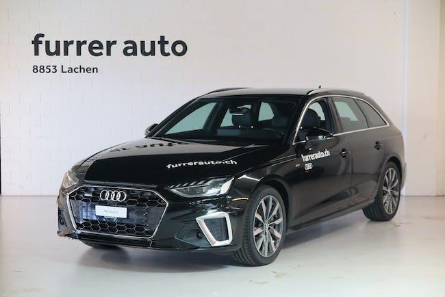 Audi A4 Avant 40 TDI S line quattro S-tronic 20'000 km CHF49'900 - buy on carforyou.ch - 1