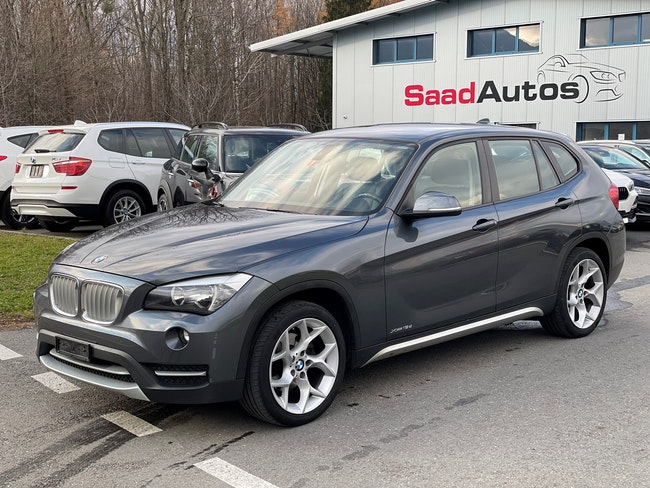 suv BMW X1 xDrive 18d Steptronic