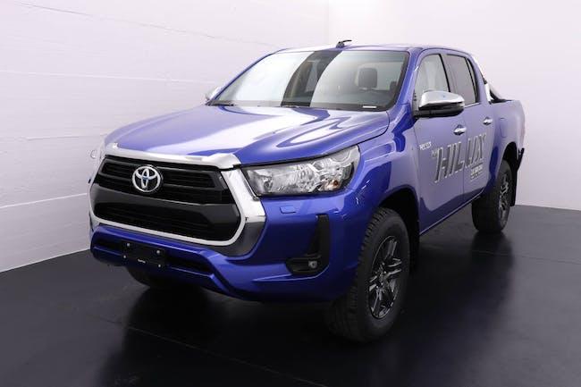 Toyota Hilux 2.8 D-4D 204 Style 30 km CHF43'300 - acheter sur carforyou.ch - 1