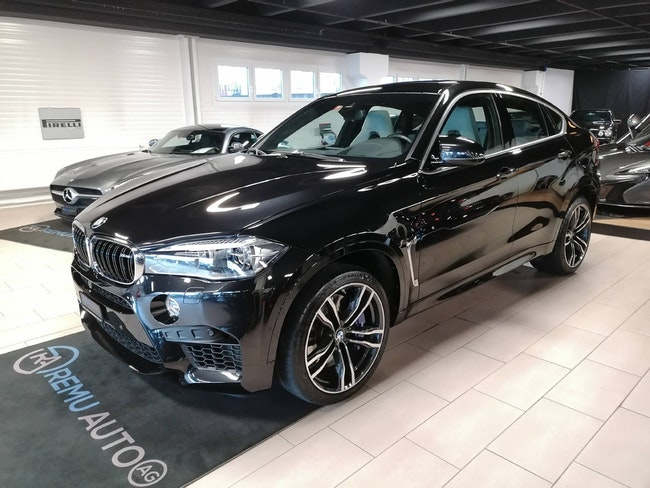 suv BMW X6 M CH-Fahrzeug