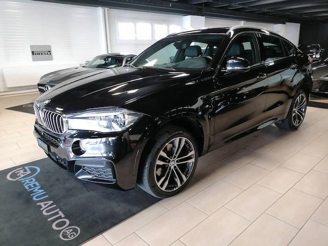 suv BMW X6 40d xDrive M-Sportpaket CH-Fahrzeug