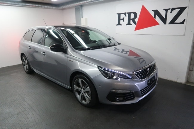 estate Peugeot 308 SW 1.5BlueHDI GT Line