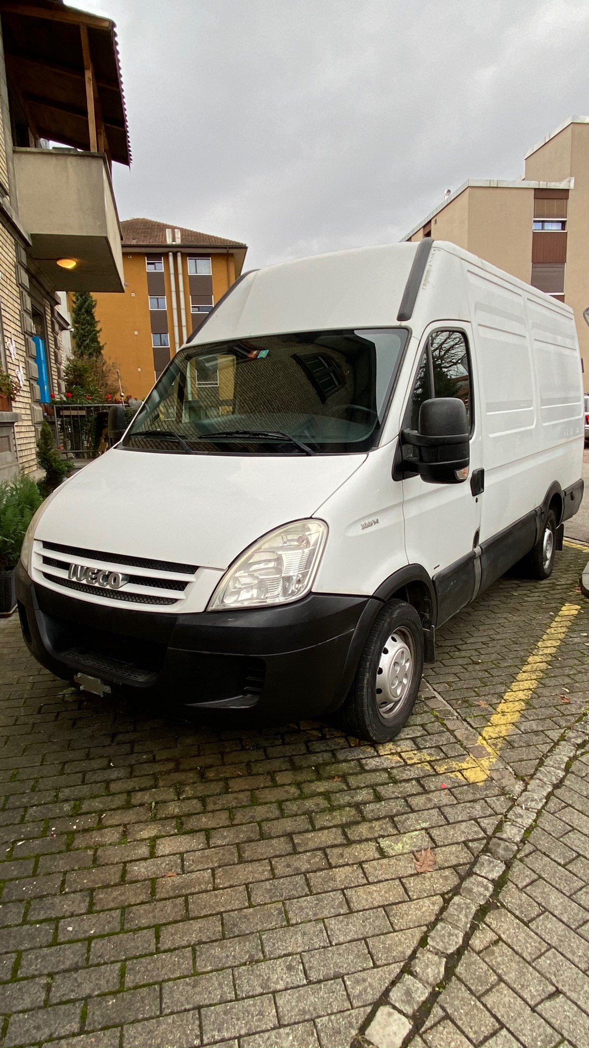 pickup Iveco Daily / Turbo Daily Daily 35S14 lauft super mit mfk 10.2019