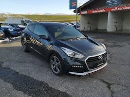 Hyundai i30 1.6 Turbo Vertex 69'000 km CHF15'800 - acheter sur carforyou.ch - 3