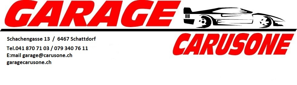 Garage Carusone logo