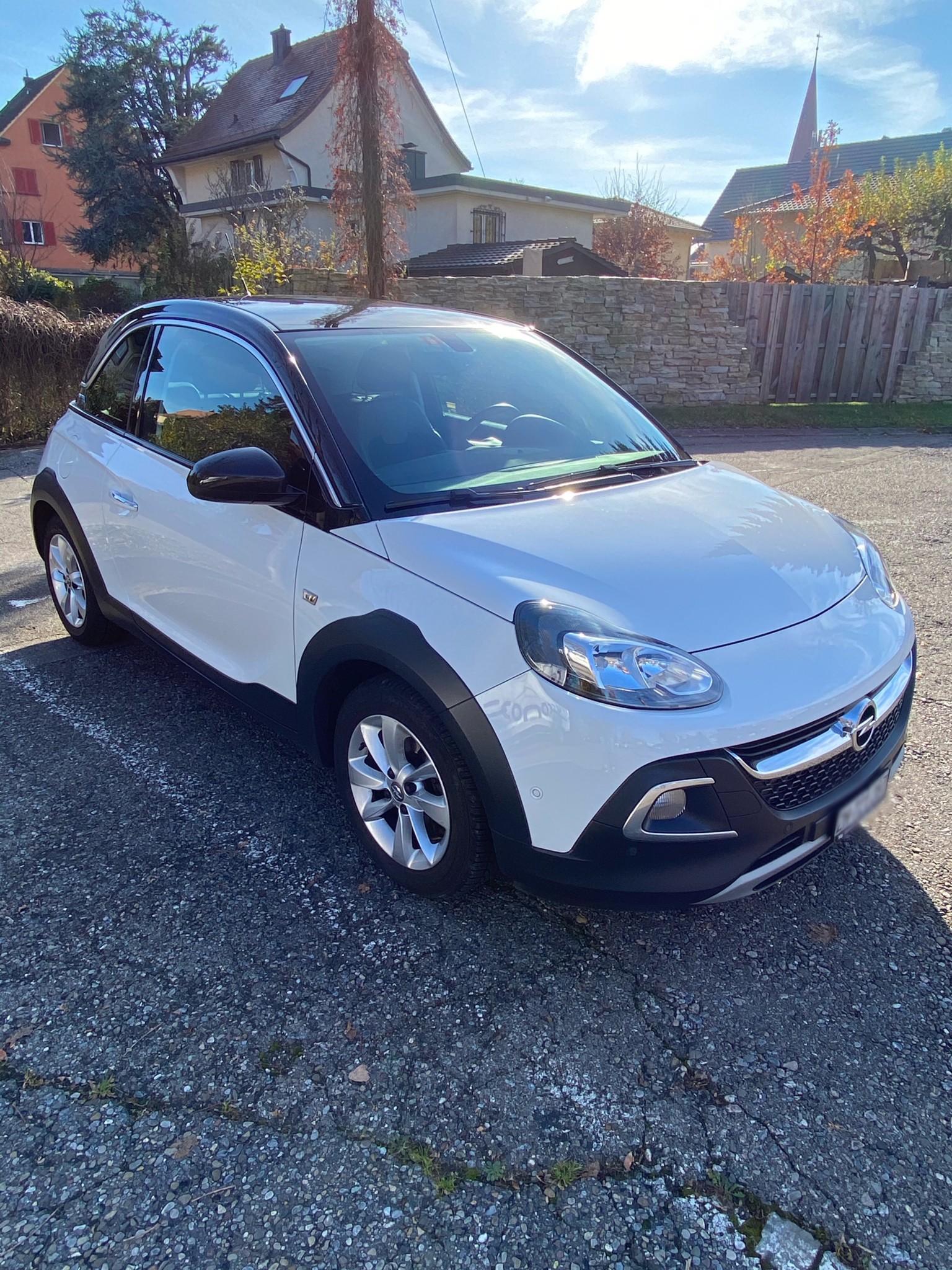 Buy Sedan Opel Adam Rocks Im Top Zustand 50000 Km At 11900 Chf On Carforyou Ch