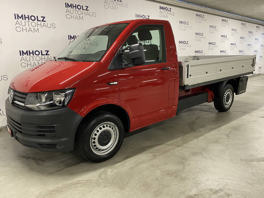 pickup VW T6 2.0 TDI 84 PS