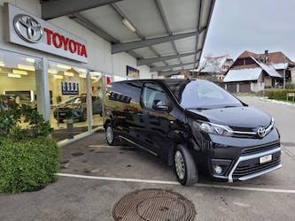 Toyota Proace Verso 2.0 D Shuttle L1 8'000 km CHF38'900 - buy on carforyou.ch - 3