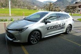 Toyota Corolla TS 2.0HSD Premium 5'000 km CHF36'900 - kaufen auf carforyou.ch - 2