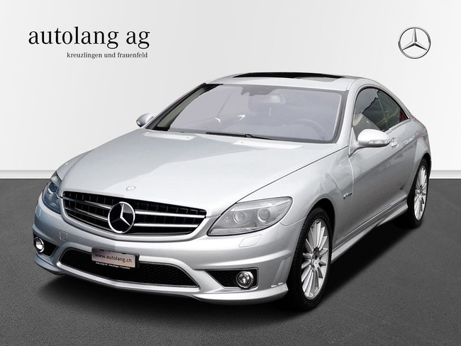 coupe Mercedes-Benz CL 63 AMG