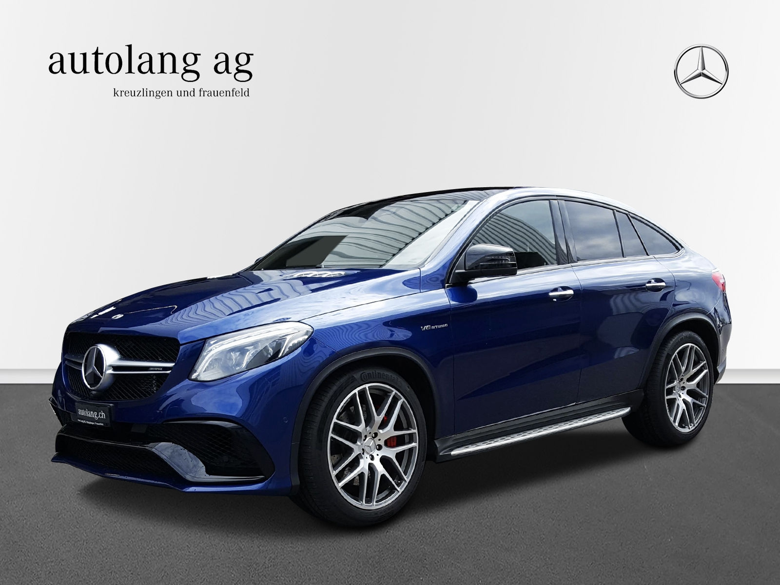 Buy Used Car Suv Mercedes Benz Gle Klasse Gle 63 S 4matic Coupe Amg 16900 Km At 99800 Chf On Carforyou Ch