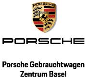 Porsche Gebrauchtwagen Zentrum Basel logo